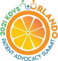 KdVS 2021 Patient Advocacy Summit Logo